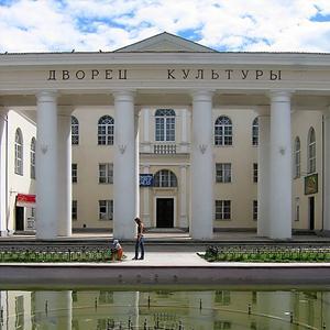Дворцы и дома культуры Дубровки