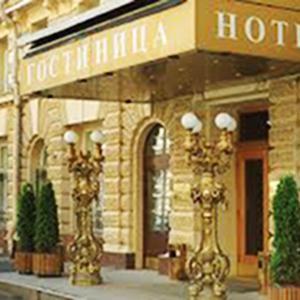 Гостиницы Дубровки