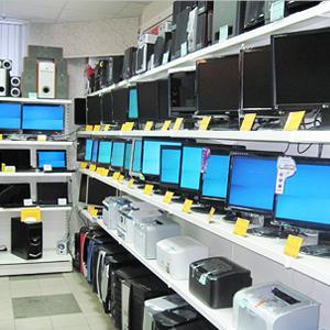 Компьютерные магазины Дубровки