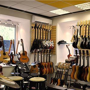 Музыкальные магазины Дубровки