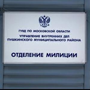 Отделения полиции Дубровки