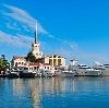 Речные и морские вокзалы в Дубровке