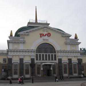 Железнодорожные вокзалы Дубровки